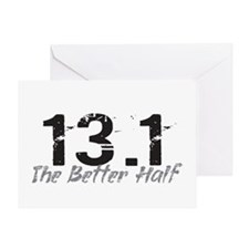 13.1 The Better Half Greeting Card