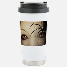 Black Widow Stainless Steel Travel Mug