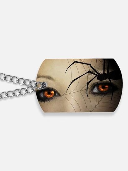 Black Widow Dog Tags