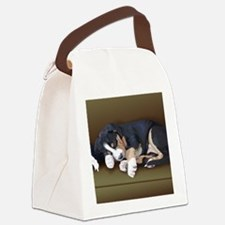Trouble Canvas Lunch Bag