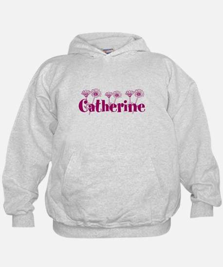 Purple Personalized Name Hoodie