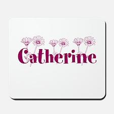 Purple Personalized Name Mousepad