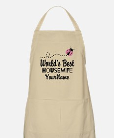 World's Best Housewife Apron