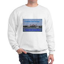 Ellis Island Day Sweatshirt