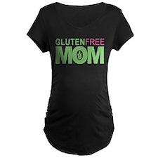Gluten FREE Mom Maternity T-Shirt