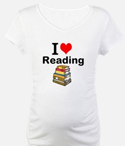 I Love Reading Shirt
