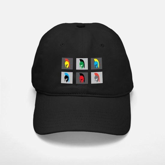 Pop Art Spartans Baseball Hat