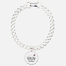 Worlds Best Big Sister - Personalized Bracelet