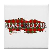 Macgregor Tartan Tile Coaster