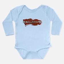 MacGregor Tartan Body Suit