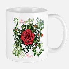 OYOOS Red Roses design Mugs