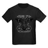 Sr71 Kids T-shirts (Dark)