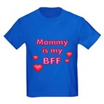 Mommy Is My BFF With Pretty Hearts T-Shirt