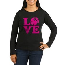 Love Husky Long Sleeve T-Shirt