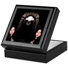 Girl in the Dark Keepsake Box