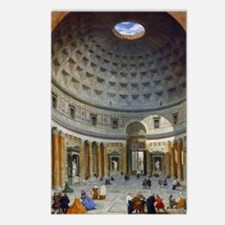 Interior of the Pantheon  Postcards (Package of 8)