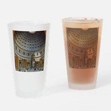 Interior of the Pantheon Rome Drinking Glass