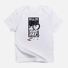 RIDE FAT! Fatbike design Infant T-Shirt