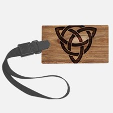 celtic knot Luggage Tag