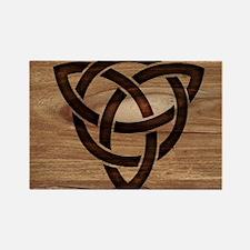 celtic knot Rectangle Magnet