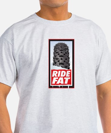 RIDE FAT - For the lovers of the fat tire bikes T-