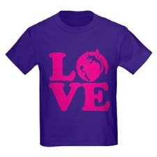 Love Husky T-Shirt