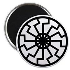 Black Sun Magnet