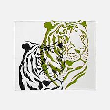 OYOOS Tigers design Throw Blanket
