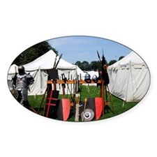 Medival Camp Decal