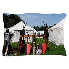 Medival Camp Pillow Case