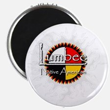 Personalized Proud to be Lumbee Magnets