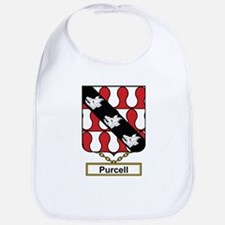 Purcell Family Crest Bib