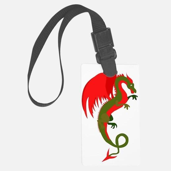 Dragon Luggage Tag