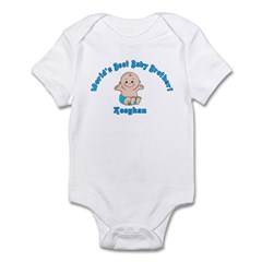 Keeghan brother Infant Bodysuit
