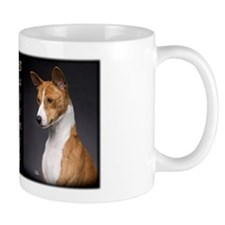 Basenji Small Mug