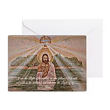 Jesus Quote Greeting Cards