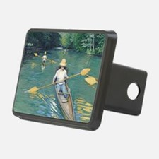 Gustave Caillebotte - Skif Hitch Cover