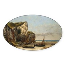 Beach in Normandy Decal