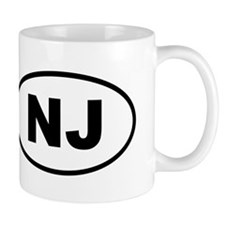 New Jersey NJ Mugs