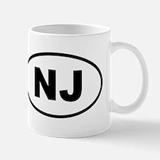 New Jersey NJ Mugs