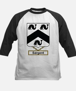 Sargent Family Crest Baseball Jersey