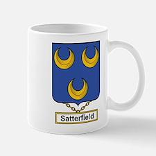 Satterfield Family Crest Mugs