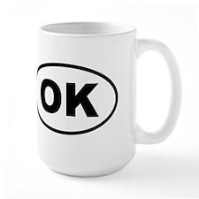 Oklahoma OK Mugs