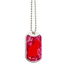 Cute Pink kitty Dog Tags