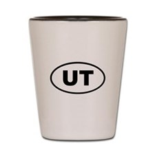 Utah UT Shot Glass