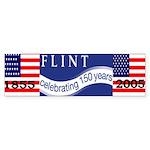 Celebrating 150 years Bumper Sticker