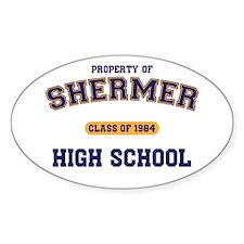 shermer Decal
