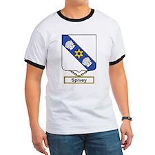 Spivey Family Crest T-Shirt