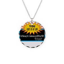 You Light Up My Life-Debbie Boone/t-shirt Necklace