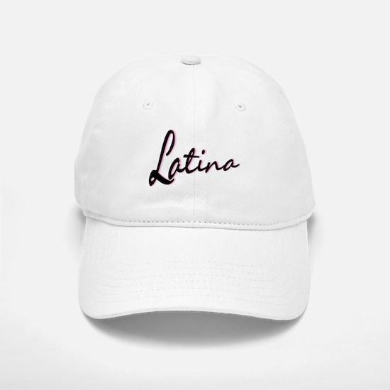 Latina Baseball Baseball Cap